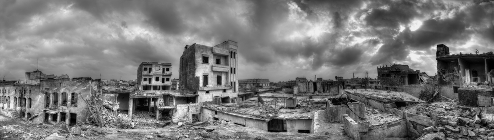 Nish Nalbandian - Syrian Landscapes. Special: Panoramic - 2nd Place, Silver Star Award.