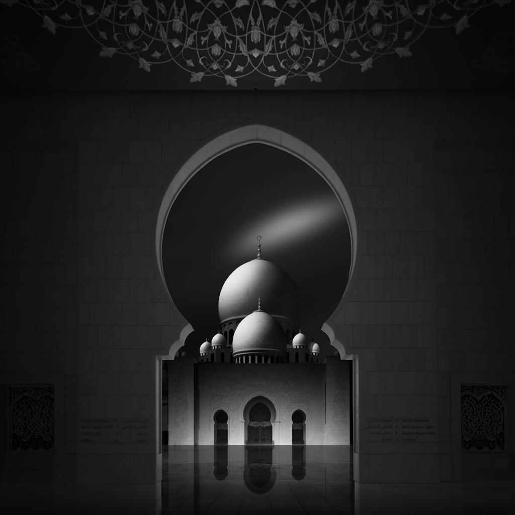 Ronny Behnert - Metropolis - A Black Symphony. Architecture: Buildings - 1st Place, Gold Star Award.