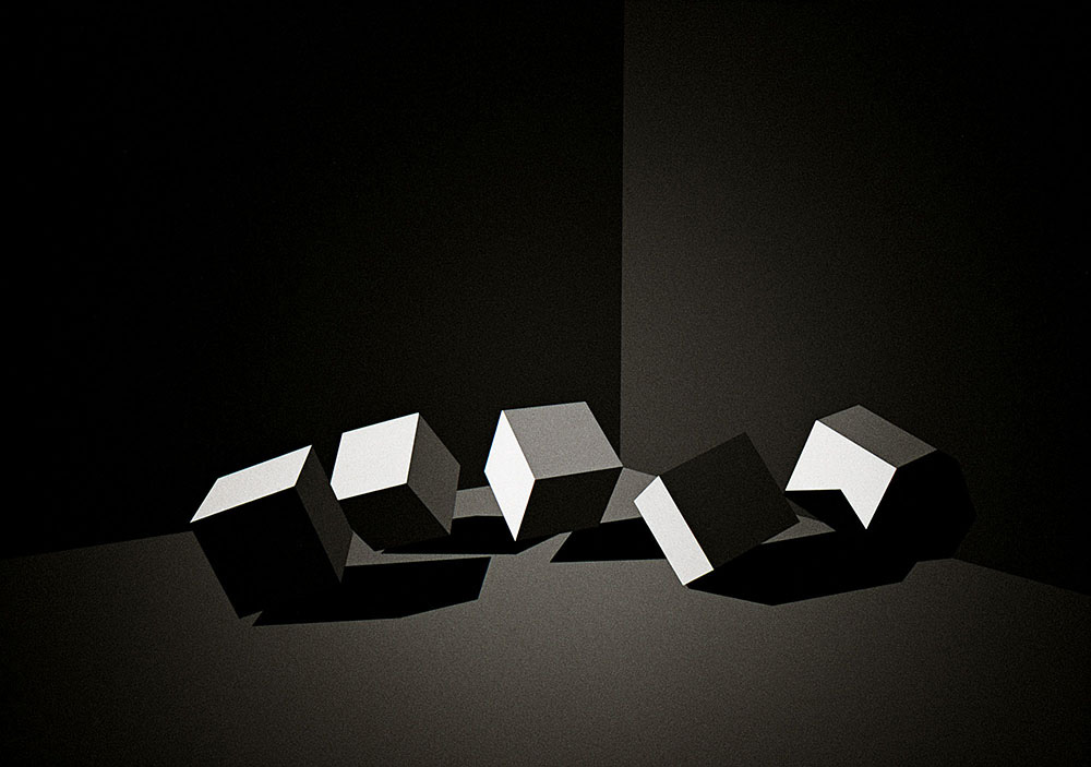 Hiroyasu Matsui - Cubes. Fine Art: Abstract - Honorable Mention.