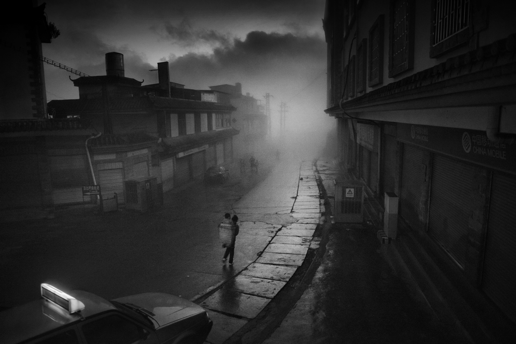 Adam Tan - Long Road to Daybreak. Special: Street - 1st Place, Gold Star Award.