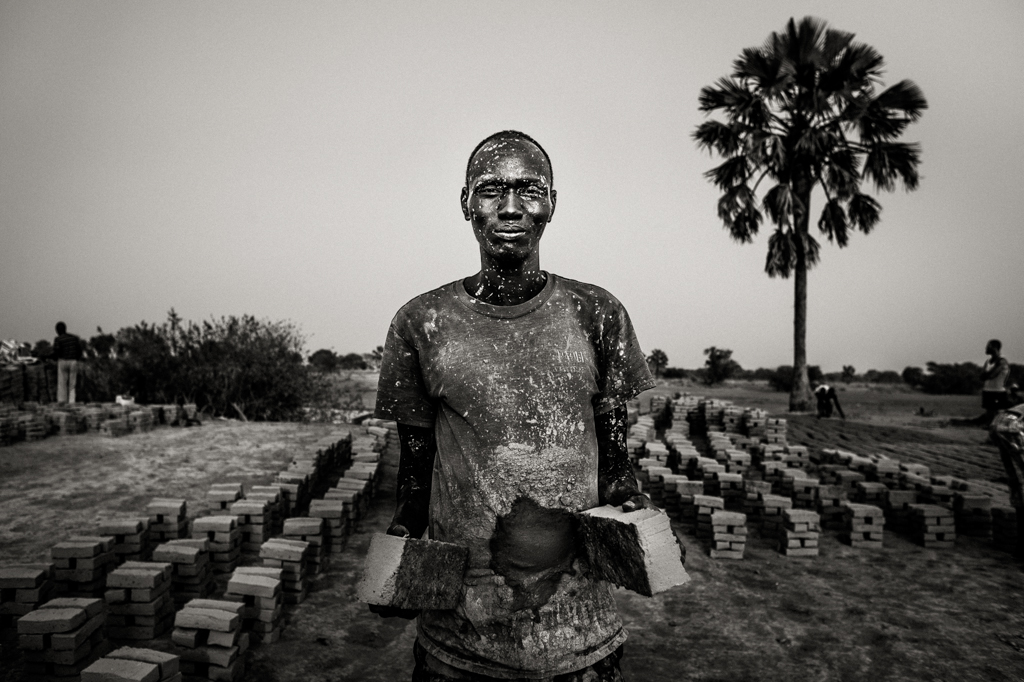 Isabel Corthier - Encounters in South Sudan. People: Travel - 1st Place, Gold Star Award.