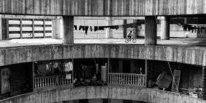 Alejandro Cegarra documents life inside skyscraper from Homeland