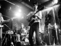 New wave music at CBGB in New York in 1976-78