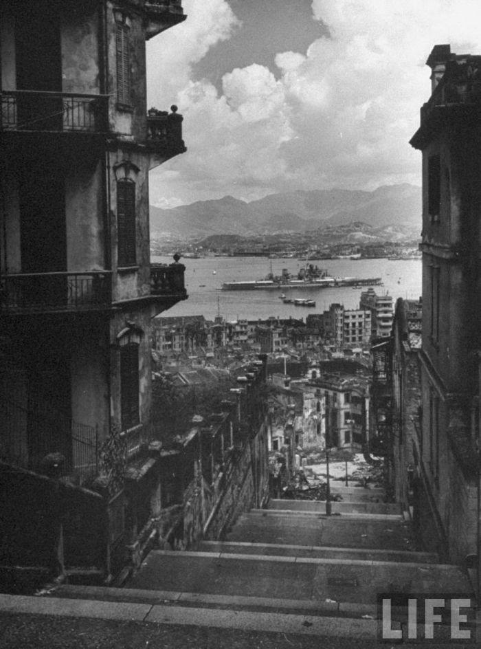 City-life-Hong-Kong-1945-03