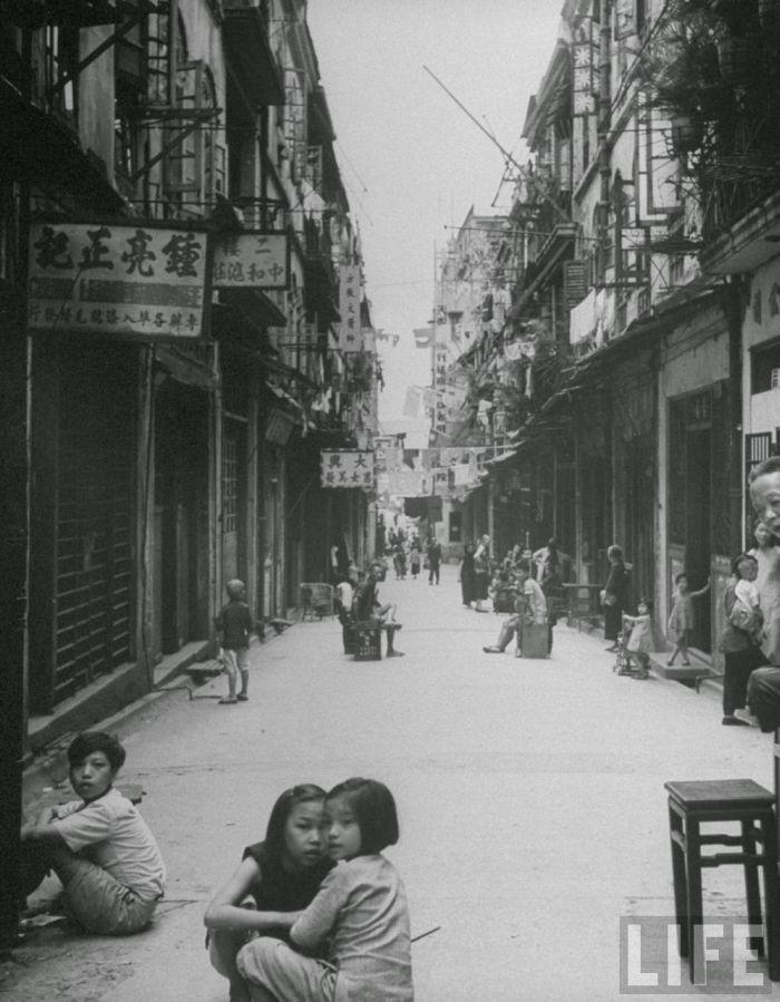 City-life-Hong-Kong-1945-06