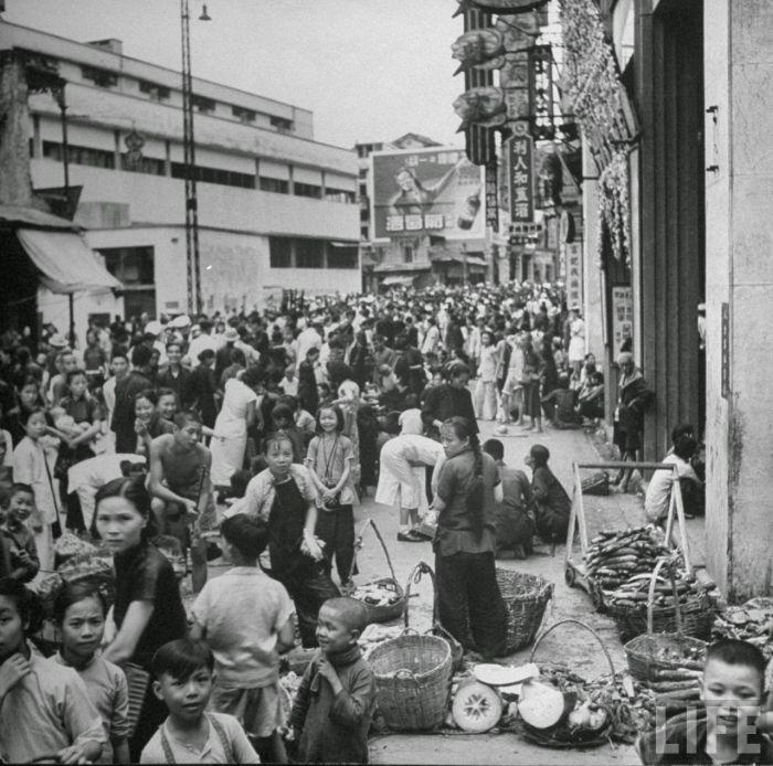 City-life-Hong-Kong-1945-11