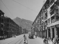 City life of Hong Kong in 1945