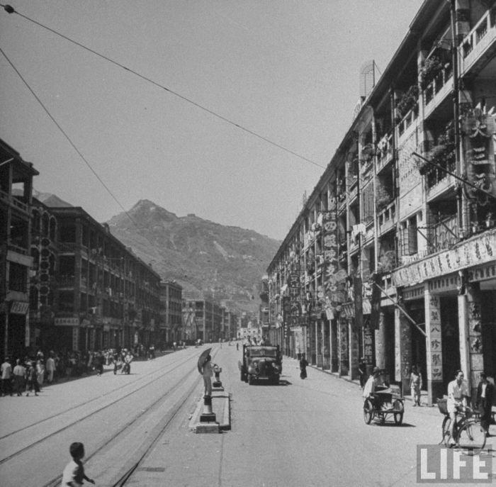 City-life-Hong-Kong-1945-13