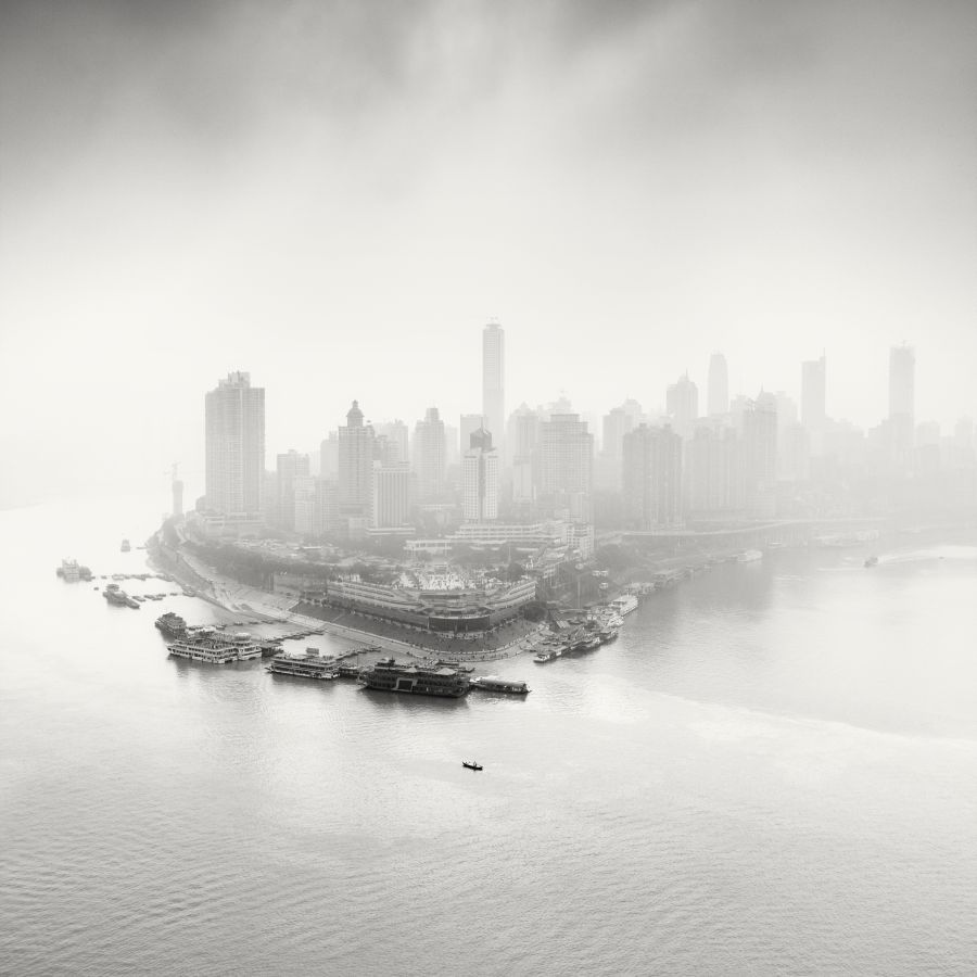 © Martin Stavars City of Fog, Chongqing, China, 2012