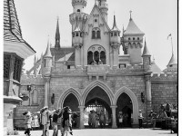Disneyland in Opening Day, July 17, 1955