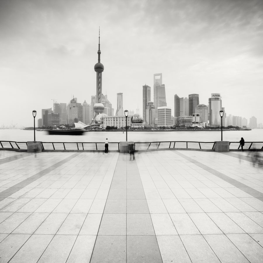 © Martin Stavars Ghosts of Shanghai, Shanghai, China, 2010