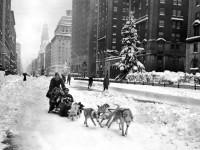 The Great Blizzard of 1947 in New York City