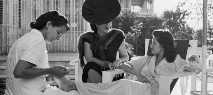 High Life in Havana, Cuba