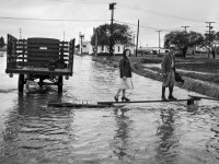 Photos of the 1938 Los Angeles Flood