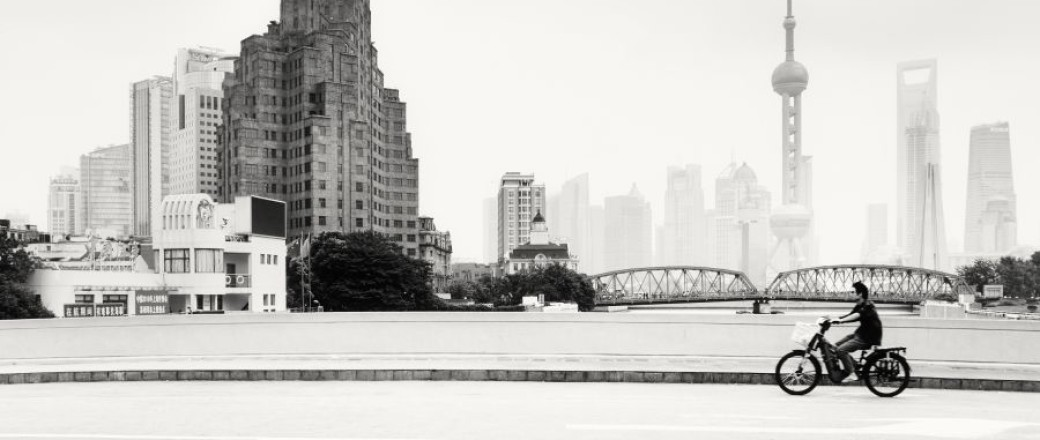 Interview with Black and White Cityscape photographer Martin Stavars