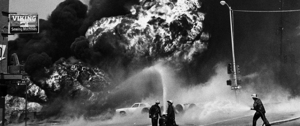 Palms-Culver City gasoline pipeline explosion (1976)