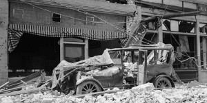 Vintage: Santa Barbara earthquake in 1925