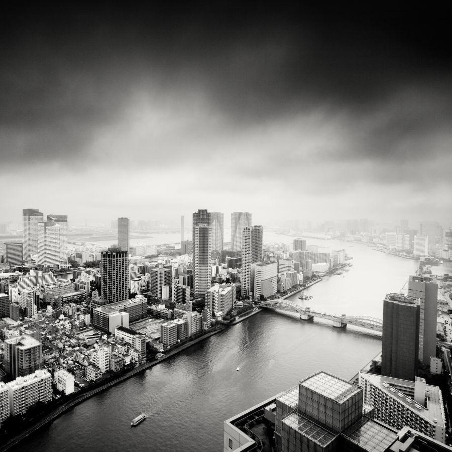 © Martin Stavars Tokyo in the Rain, Tokyo, Japan, 2010