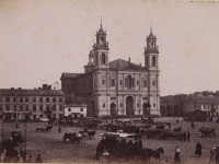 Warsaw in the late 19th Century