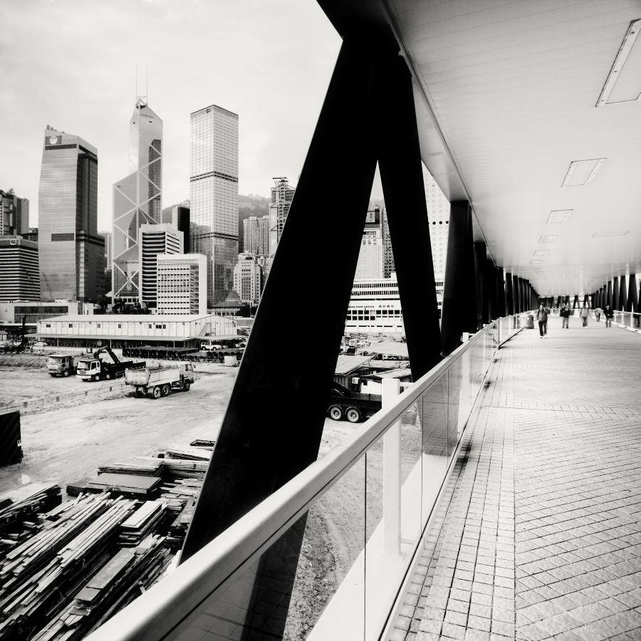 © Martin Stavars ZigZag, Hong Kong, China, 2009