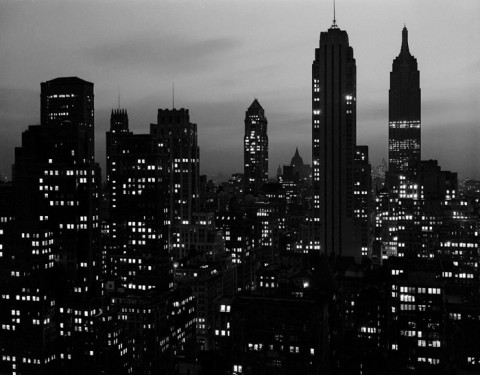 Biography: Architecture photographer Andreas Feininger