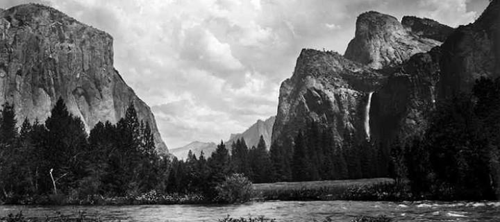 Biography: Landscape photographer Ansel Adams