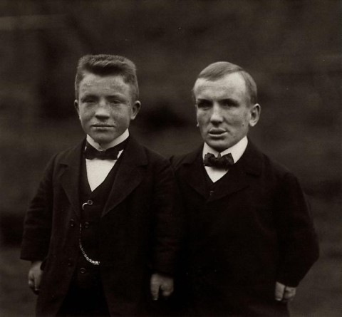 Biography: Portrait photographer August Sander