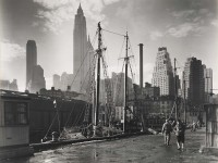 Biography: City Life photographer Berenice Abbott