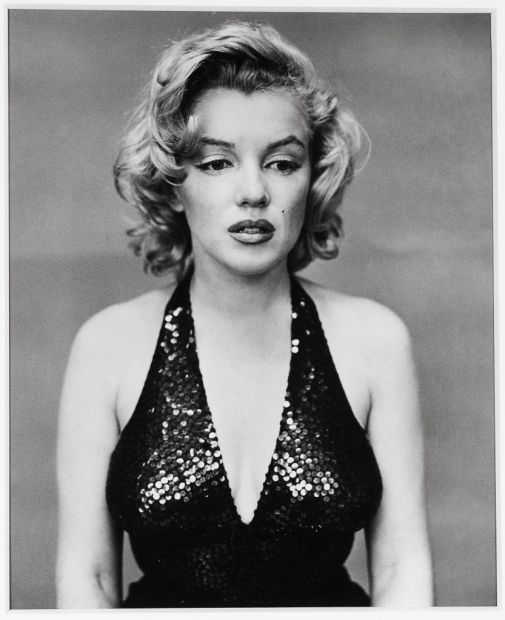 © Richard Avedon Marilyn Monroe