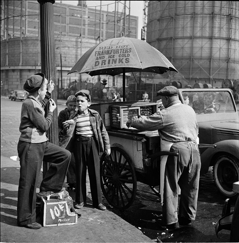 Shoe Shine Boys (Vendor) – 1947