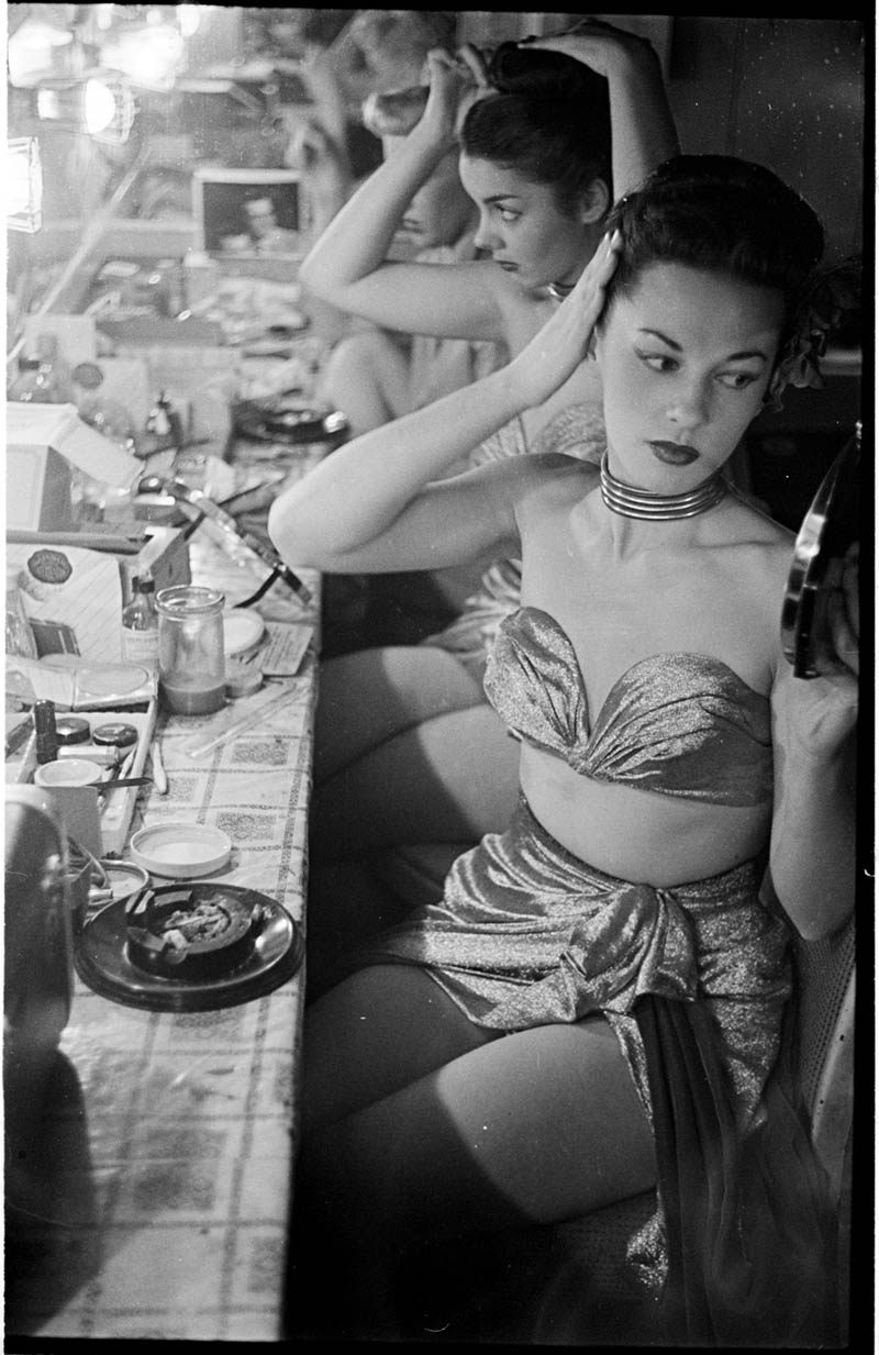 Showgirls at the Copacabana Club – 1948