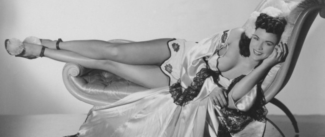 Vintage: Burlesque in the 1950s