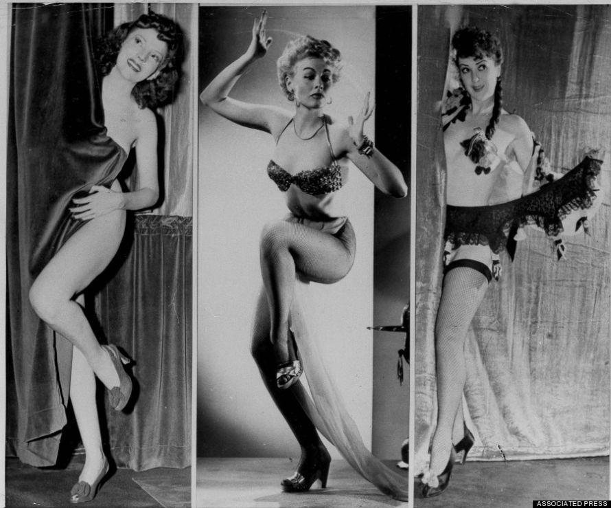 Glamor in Striptease