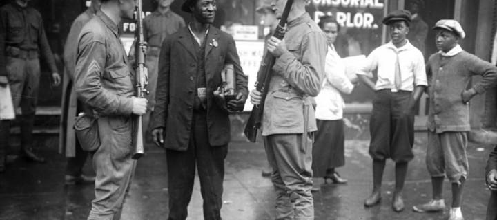 Vintage: Chicago's 1919 race riot