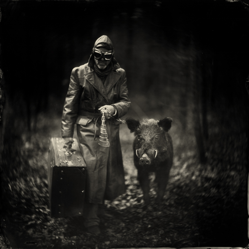 Lost © Alex Timmermans - Fine Art Photographer of the Year 2014, 1st place Winner in Fine Art, Professional