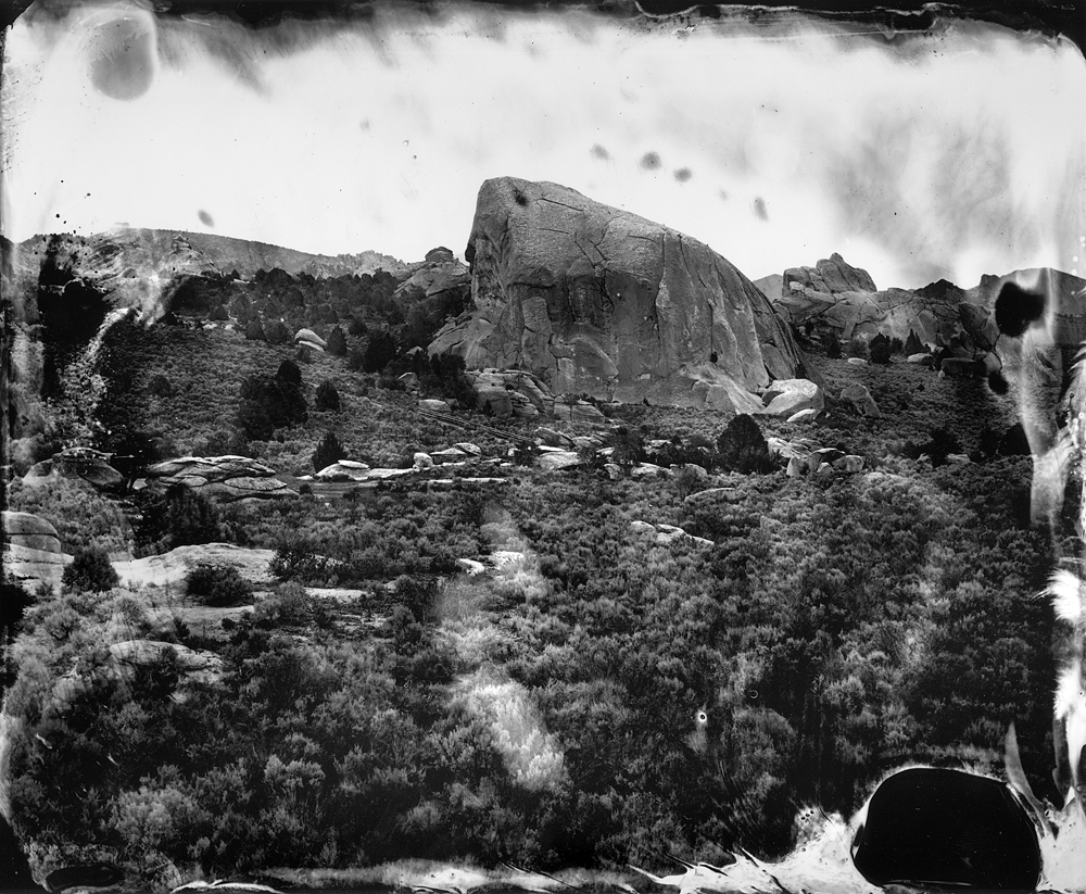 © Ben Nixon Granite Dome, City of Rocks