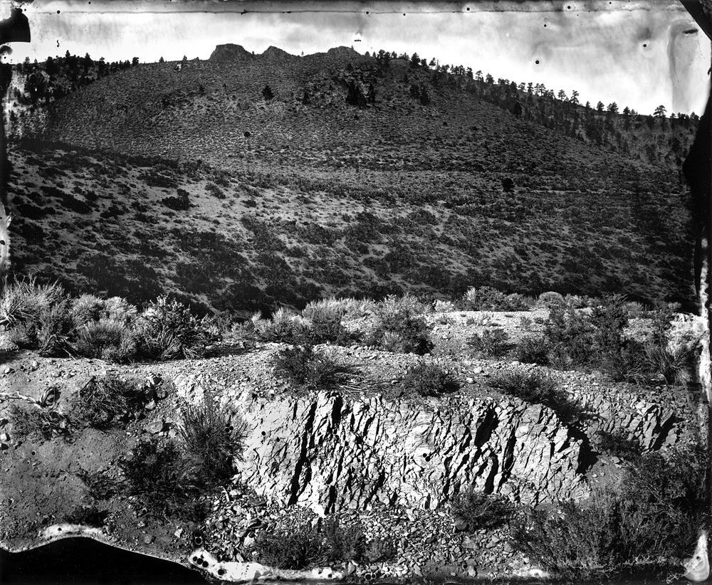 © Ben Nixon Mono Crater