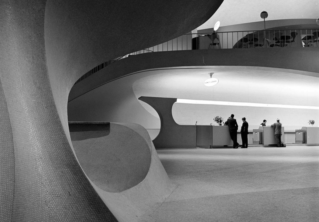 Buildings Designed By Eliel And Eero Saarinen