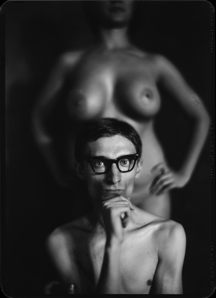 © Milosz Wozaczynski Pensive man