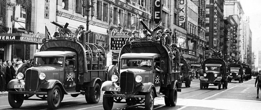 When Veterans Day was Armistice Day (1918-1952)