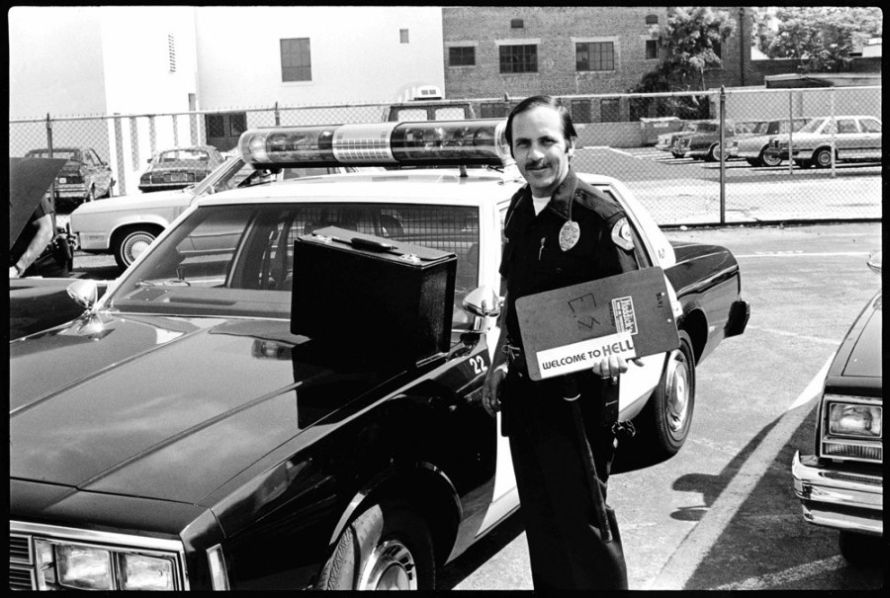 6-27-85 Officer Walton
