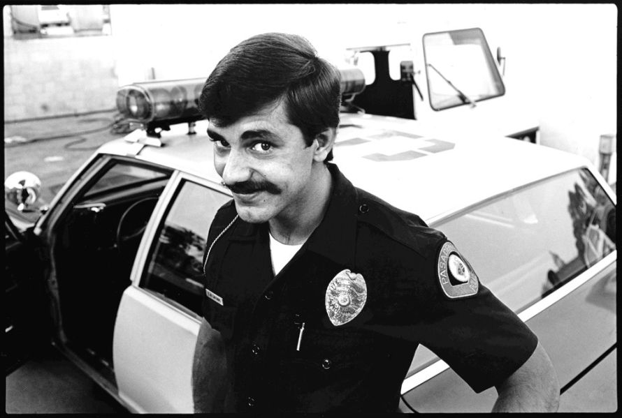 PPD-075 #05  1-7-86 Officer Capuano