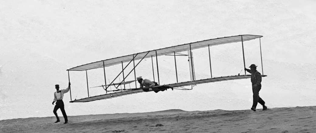 The Wright Brothers – First Flight in 1903 | MONOVISIONS