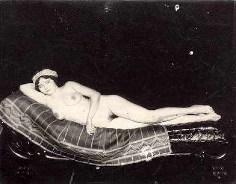 Biography: Nude/Portrait photographer E. J. Bellocq