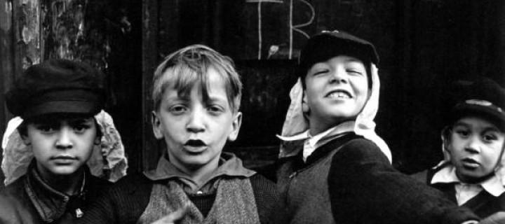 Biography: Street photographer Helen Levitt