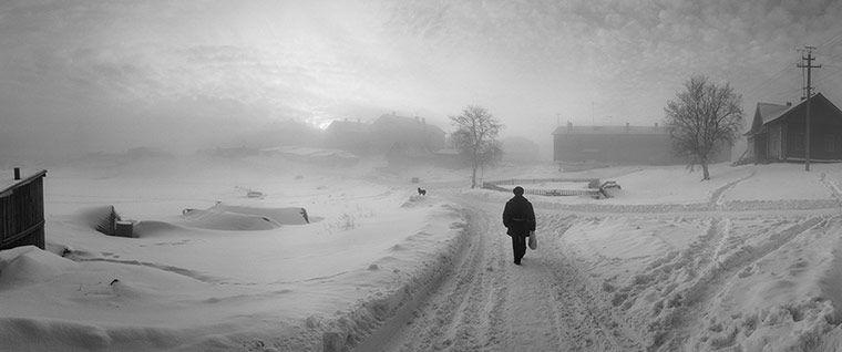Solovki White Sea by Pentti Sammallahti