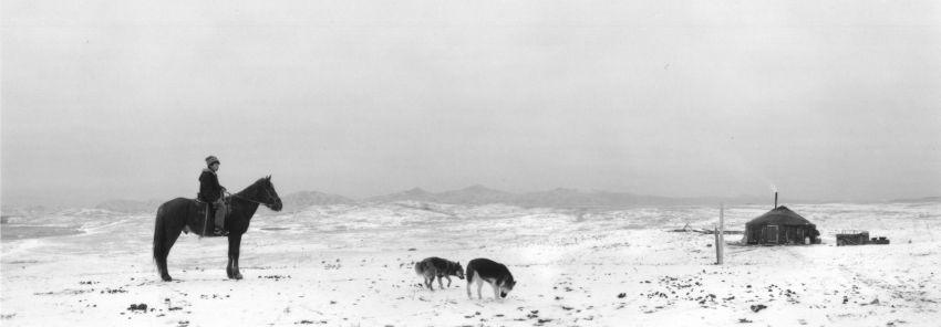 Ulugh-Khem, Tuva, Siperia, 1991