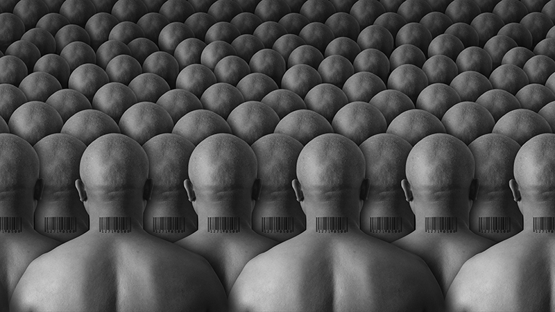 Barcode © Hans Wichmann – Photomanipulation Discovery of the Year 2014, 1st place Winner in Photomanipulation, Amateur
