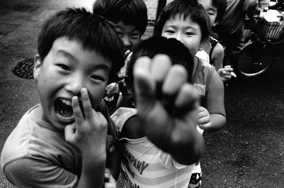 William_Klein-Tokyo_Enfants_02