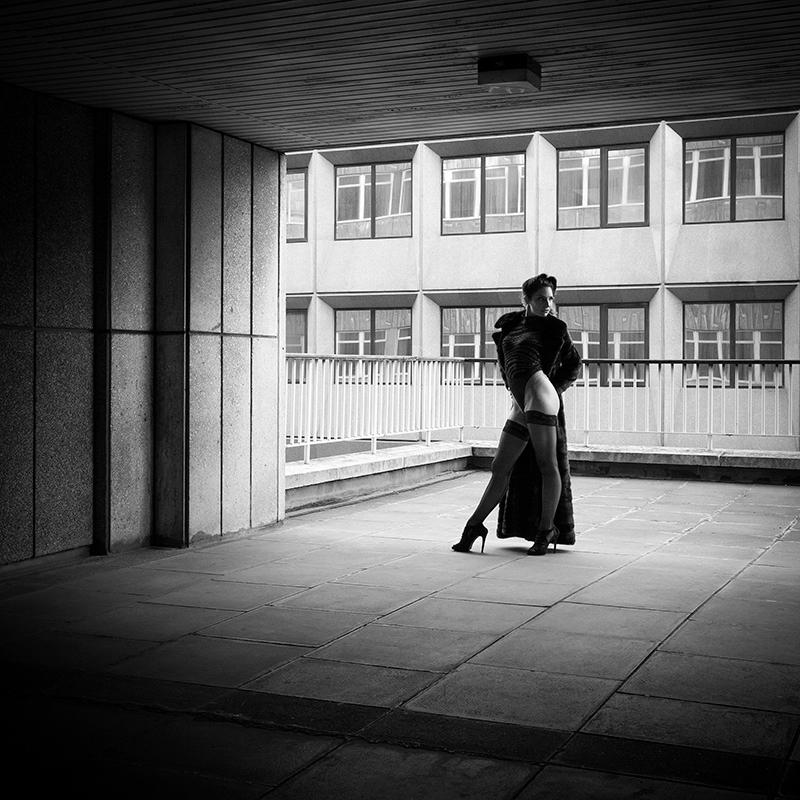 Eliza, Fashion & Architecture Project © Sheradon Dublin – Honorable Mention in Fashion, Professional